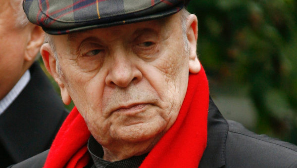 Народный артист СССР Леонид Сергеевич Броневой. Архивное фото