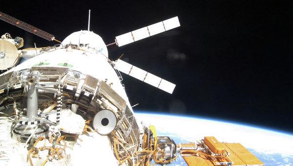 Отстыковку ATV от МКС