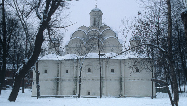 Храм Покрова Пресвятой Богородицы в Рубцове. Архив