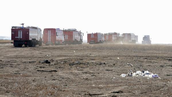 Взрывы боеприпасов под Оренбургом
