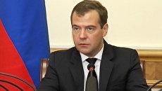 Стрелять в воздух на радостях нельзя ни в Москве, ни в Махачкале - Медведев