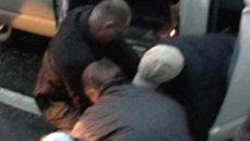 Спецназ заломил руки подозреваемым в убийстве ректора