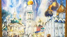 Прогулки по Вологде и Европе: персональная выставка Лии Павловой