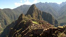 Линии Наска в Перу. Архивное фото