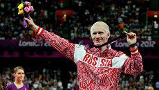 Паралимпиада - 2012. Легкая атлетика. Федор Триколич