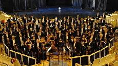 Открытие Большого фестиваля Российского национального оркестра. Архивное фото