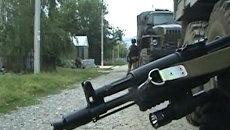 Спецоперация по уничтожению боевиков, Ингушетия. Архивное фото