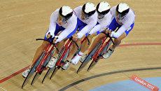 Велогонщики сборной России. Архивное фото