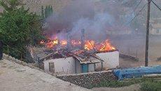 Ситуация в городе Хорог, Таджикистан
