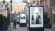 Выставка Цоя в Петербурге