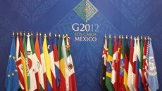 Саммит G20 в мексиканском Лос-Кабосе. Архив