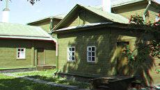 Дом со стороны усадьбы (со двора)