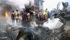 На месте происшествия: стрельба в Канаде и авиакатастрофа в Нигерии