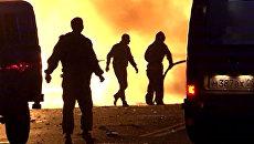 На месте происшествия: теракты в Махачкале и беспорядки в Москве