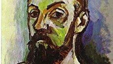 Анри Матисс. Автопортрет. 1906 г.