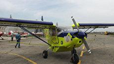 Первый казахстанский самолет поднялся в небо над Алма-Атой