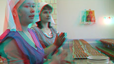 Приготовление к Пасхе в Свято-Димитровском училище сестер милосердия здравоохранения г. Москвы