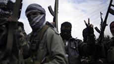 Свободная сирийская армия вербует детей в ряды боевиков – AFP