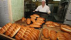 Работа хлебозавода