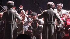 Звезды оперы исполняли Хованщину в кандалах на премьере в Нью-Йорке