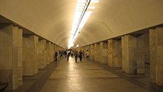 Станция метро Китай-город. Архивное фото