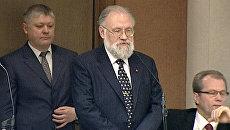 Чурову в Госдуме приготовили подарок, чтобы он подстриг бороду
