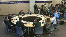 Первое заседание совета по обсуждению вопросов финансирования и реализации проекта по установке веб-камер на избирательных участках
