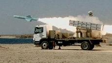 Запуск ракет дальнего радиуса действия ВМС Ирана. Видео испытаний