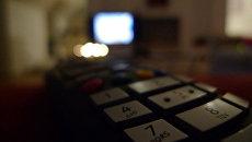 Телевизор. Архивное фото