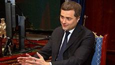 Сурков пообещал не подвести Медведева и Путина на новом для себя посту
