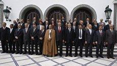 Новое правительство Туниса принесло присягу президенту страны