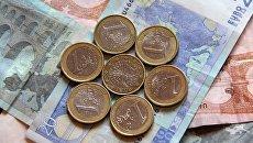 Монеты евро Франции. Архив