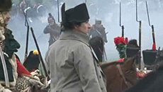 Чешские русские и американский Наполеон сразились под Аустерлицем