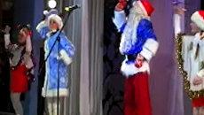 Лучших Дедов Морозов и Снегурочек выбрали на Елка фесте в Бресте