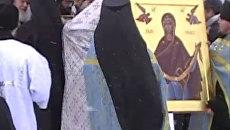 Встреча пояса Пресвятой Богородицы в Самаре