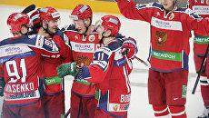 Российские хоккеисты победили финнов в стартовом матче Евротура