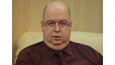 Cтатс-секретарь замминистра здравоохранения и социального развития РФ Юрий Воронин