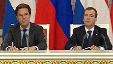 Медведев рассказал, чего ждет от Ливии без Каддафи