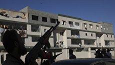 Ситуация в Триполи 14 октября 2011 года