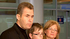 Я рад, что мы с мамой в России и в безопасности – сын Ирины Бергсет