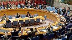 РФ и Китай блокировали в СБ ООН принятие резолюции против Сирии