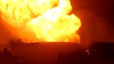 Террористы взорвали газопровод в Египте, снабжающий топливом Израиль