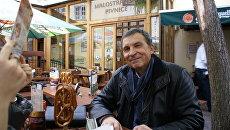Николай Попов, автор первой новости РИА