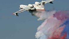 Показательные полеты на МАКС-2011