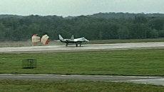 Истребитель Т-50 не смог взлететь на МАКС-2011