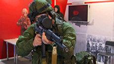 В новой экипировке боец сможет стрелять из-за угла и пользоваться ГЛОНАСС
