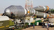 Запуск Союз-2 с американскими спутниками отложен во второй раз