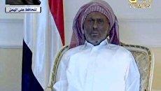 Президент Йемена впервые после полученных ранений выступил на телевидении