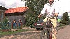 Пензенские чиновники пересели на велосипеды и стали ближе к народу