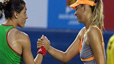 Мария Шарапова за два часа вышла в четвертьфинал Ролан Гаррос